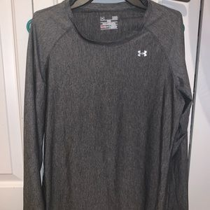 Under Armour workout long sleeve